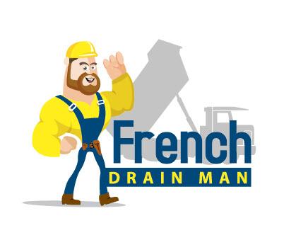 French Drain Man - Michigan