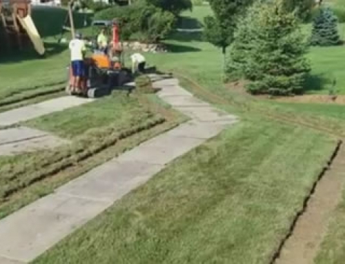 French Drain Design in Lake Orion, Michigan