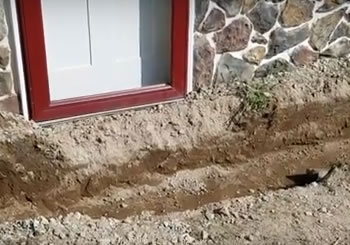 FREE QUOTE - Commercial French Drain Near Me