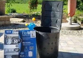 Diy Dry Well Review Nds Flo At Lowes The Home Depot And Menards