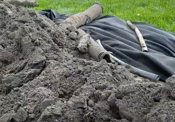Geotextile Filter Fabric - French Drain, MI