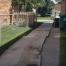 Backyard Doesn't Drain Due to Claypan