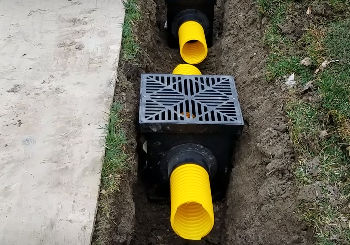 Yard Drainage Failures