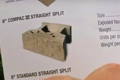 Best Retaining Wall Block