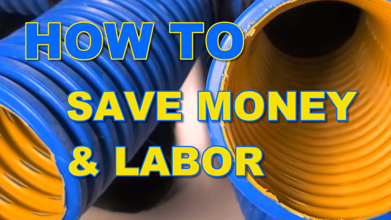 Save Money and Labor