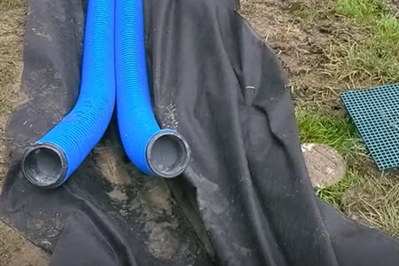 End Cap or End Plug for Drainage Pipe?