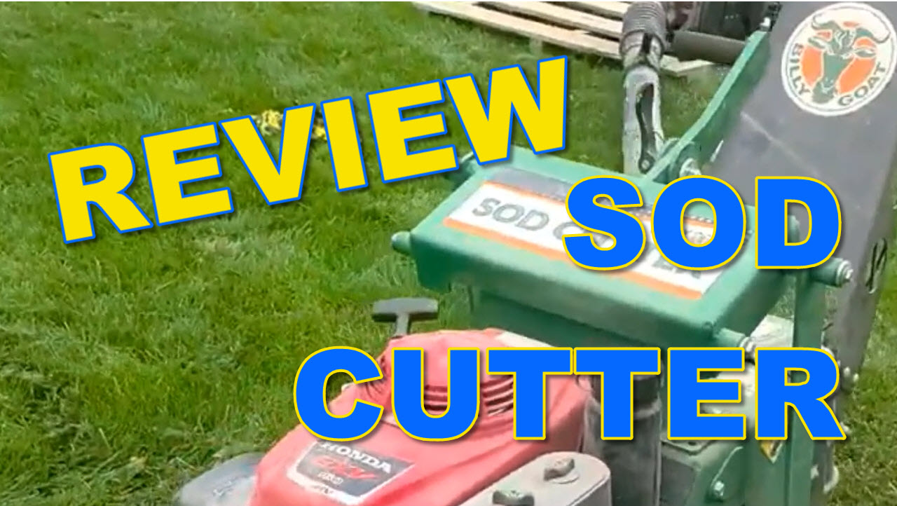 Billy Goat Sod Cutter Review
