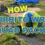 How to Burrito Wrap Baughman High Octane Quad Pack