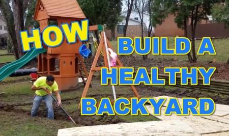 Backyard Yard Drainage Solutions