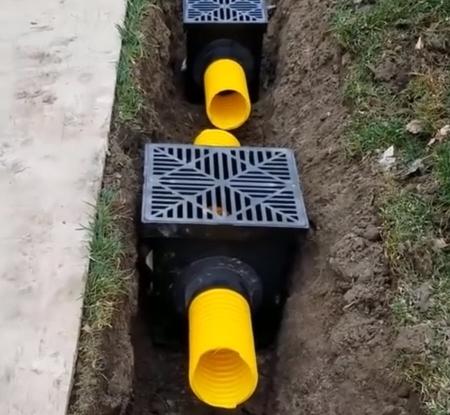 Why Yard Drains Fail - Inlet Basins