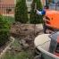 Yard Drainage Problems in Macomb Twp., MI