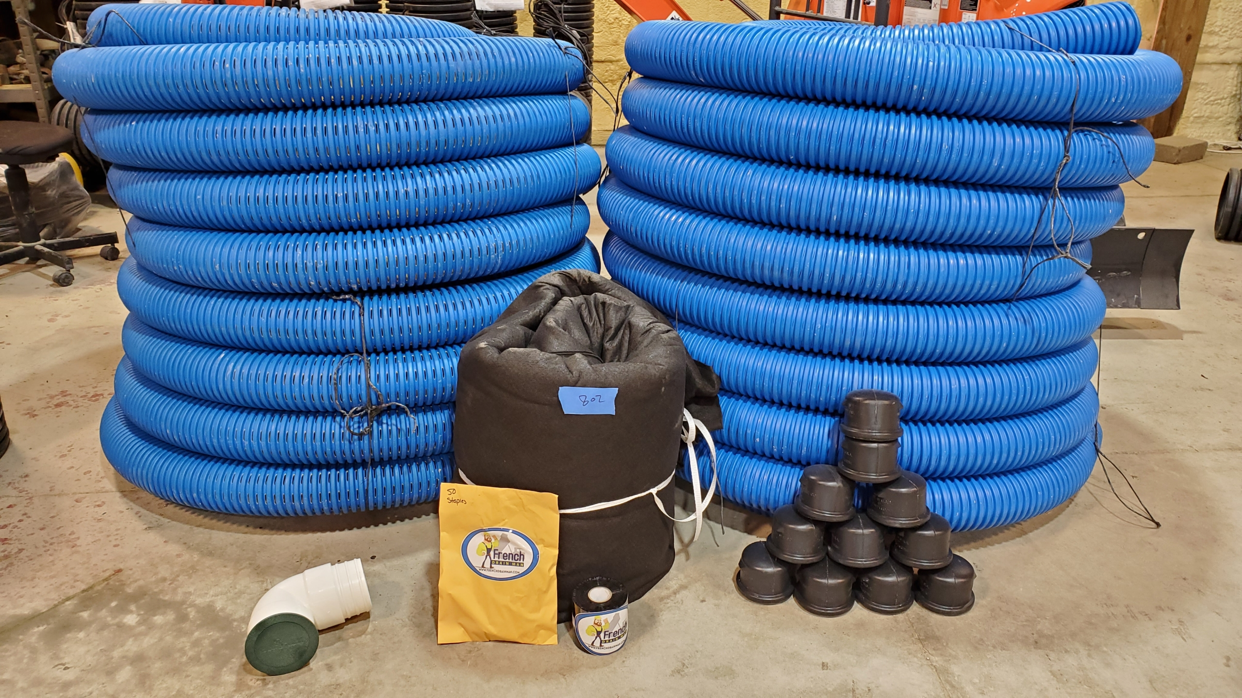 Where to take Yard Water with No Storm Drain? High Octane Soak Away Kit
