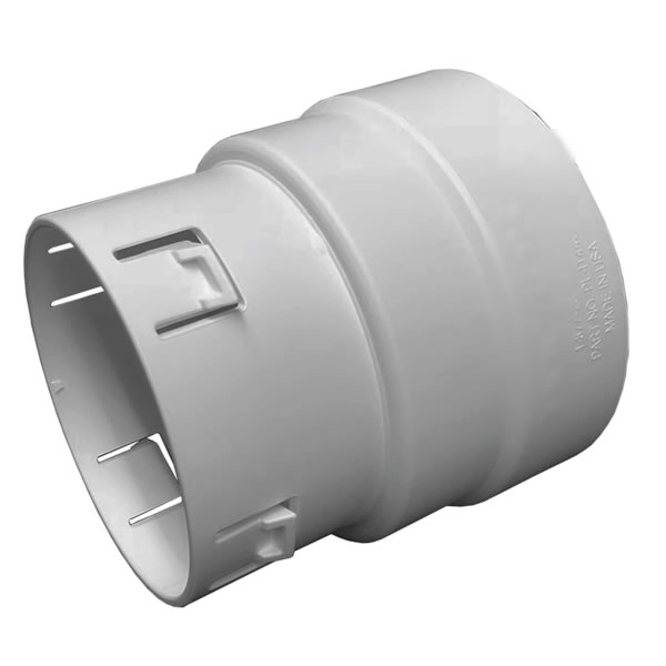 How to Connect PVC to Corrugated Pipe