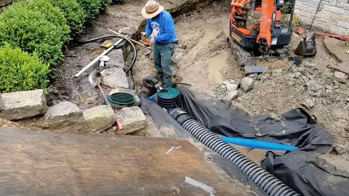 Bloomfield Hills Sump Pump Installation